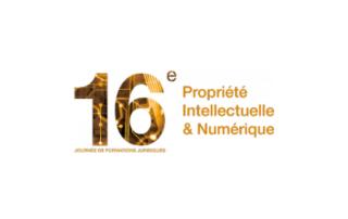 16e journee de la propriete intellectuelle et du numerique